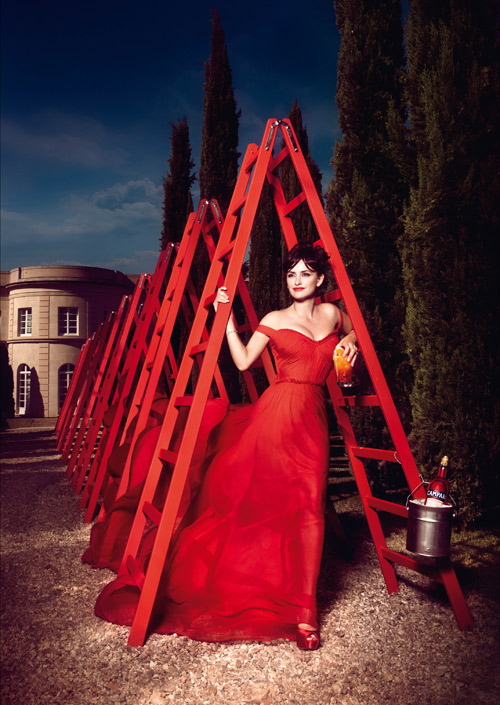 Campari to Kiss Superstition Goodbye in 2013 Calendar