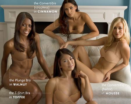 1 2397 Women Without Bra And Underwear
