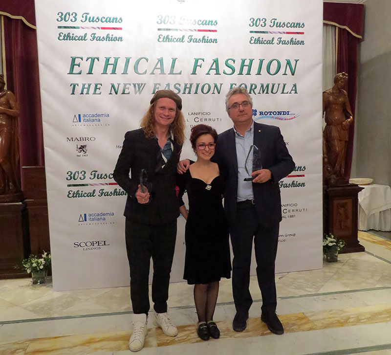 ETHICAL FASHION Awarding ceremony