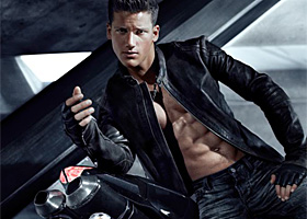 Armani Exchange 3D Fall 2010 Advertising Campaign