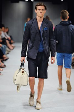 Benetton Presents The Spring-Summer 2011 Men's Collection