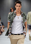 Benetton Presents The Spring-Summer 2011 Men`s Collection