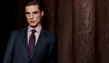 Quality bespoke men's suit - an outfit you deserve!