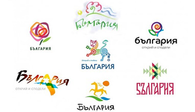 The new tourist logo for Bulgaria