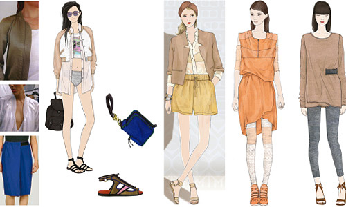 CIFF Spring - Summer 2012 trends for men and women