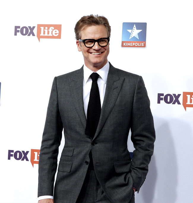 Happy Birthday Celebrities: Colin Firth