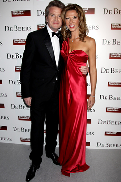 The Love Ball, supported by De Beers