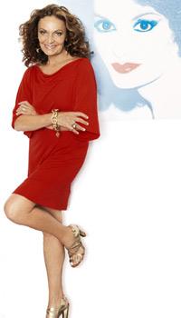 Diane Von Furstenberg's new perfume