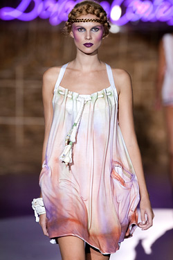 Dolores Cortés collection Spring/Summer 2010