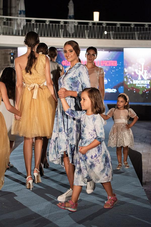 Мода, блясък, стил и красота белязаха тринадесетото издание на Фестивала на  Модата и Красотата в морската ни столица