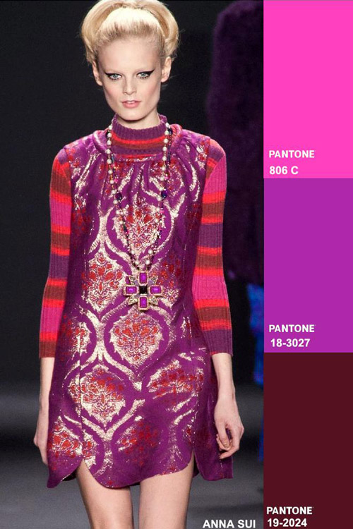 Fall Winter 2014 2015 Fashion Trends