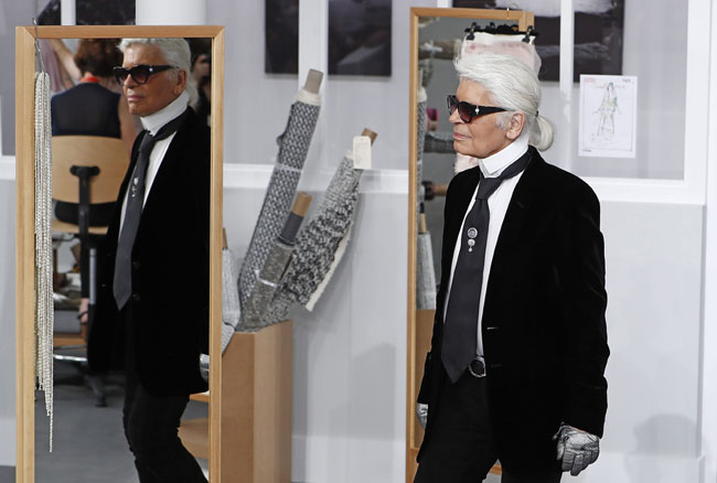 Happy Birthday Celebrities: Karl Lagerfeld