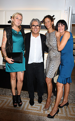 Giuzeppe Zanotti Design Presents In Milan The New Collection for Spring-Summer 2012