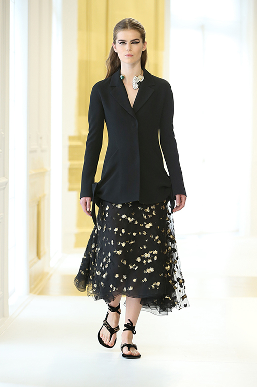 Christian Dior Haute Couture Autumn-Winter 2016 collection