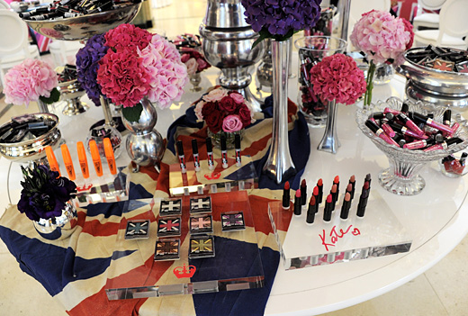 Kate Moss Presents Her First Personally Designed Lipstick Collection For Rimmel
