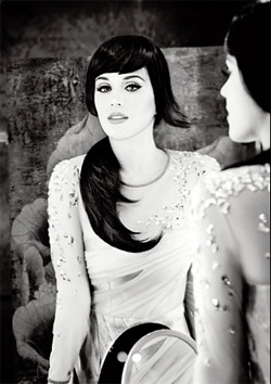 Katy Perry's ghd 2012 campaign