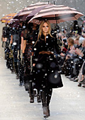 London Fashion Week presented new season fashion trends for Fall-Winter 2012-2013