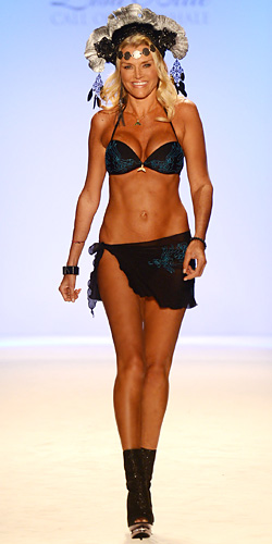 Mercedes-Benz Fashion Week Swim 2013 began in Miami