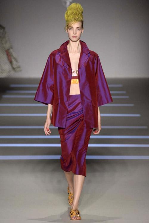 Mercedes-Benz Fashion Week Australia - Easton Pearson's Spring-Summer 13/14 collection