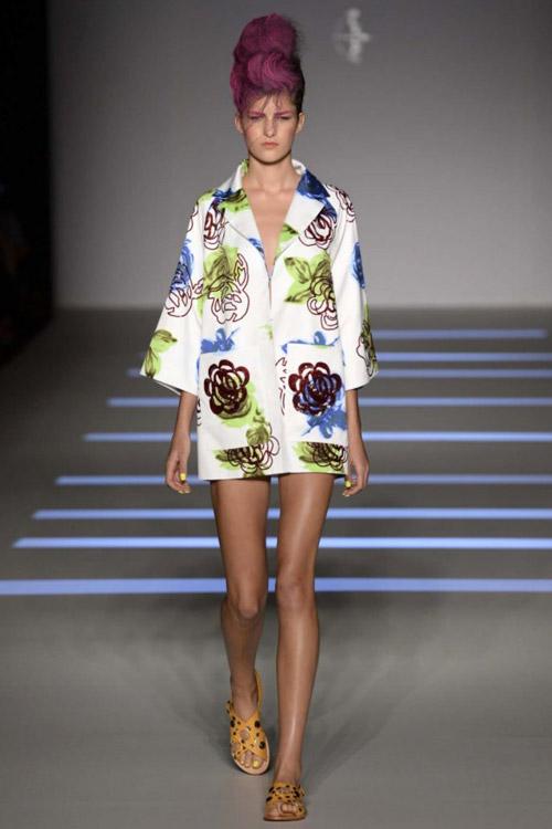 Mercedes-Benz Fashion Week Australia - Easton Pearson's Spring-Summer 2013/2014 collection