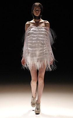 Mercedes-Benz fashion week and ELLE present Iris van Herpen
