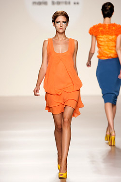 Maria Barros collection Spring-Summer 2010
