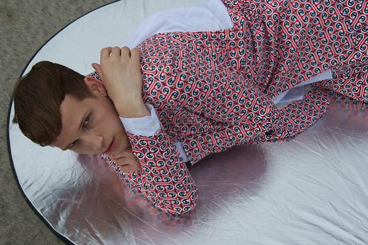 Mariana Razuk menswear collection 2014