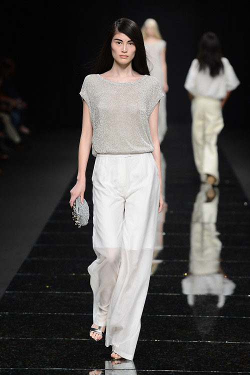Anteprima Spring-Summer 2013 collection at Milan fashion week