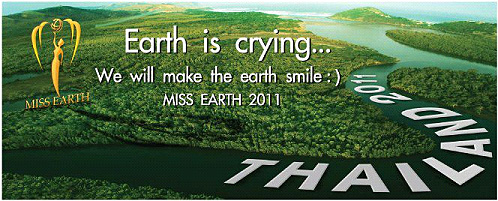 Miss Earth 2011 - Smile for Earth, for All