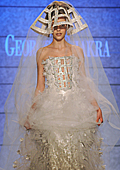 Georges Chakra upcoming Spring/Summer 2010 Couture Show during Paris Fashion Week