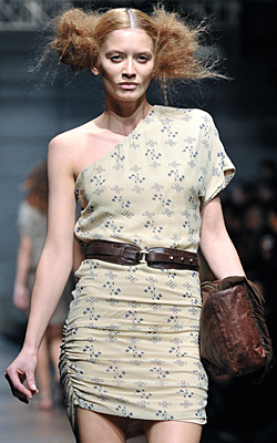 Spring-Summer 2011 trends from Poland