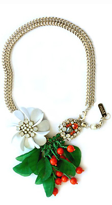 Fashion accessories for Spring-Summer 2012