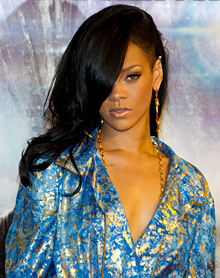 Rihanna is working on a male fragrance that no man can resist