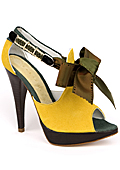 Collection of shoes for Spring/Summer 2010 by Rocio Mozo