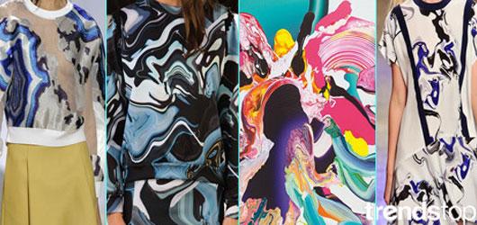 Spring-Summer 2016 Fashion trends: Womenswear key prints