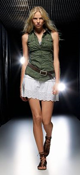 SISLEY Women's Collection for Spring/Summer 2011