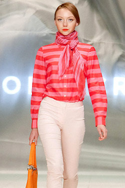 Sportscraft Spring-Summer 2013 collection debuts at Fashion Festival Sydney 2012