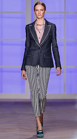 Tommy Hilfiger women's collection Spring 2012