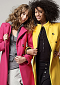 UNITED COLORS OF BENETTON Women's Collection for Autumn/Winter 2010/2011
