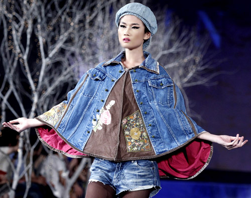Vietnam Hanoi Fashion Week 2013 - Fall-Winter collections