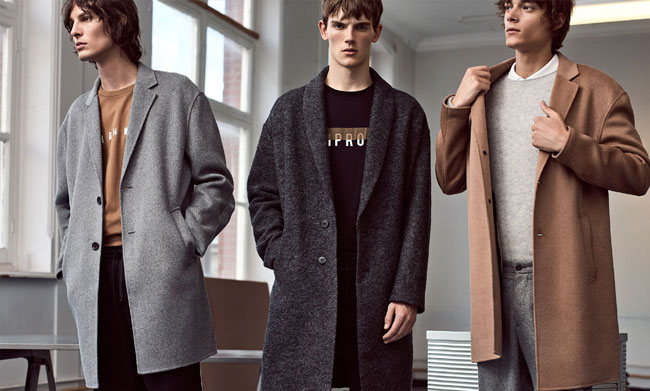 Zara Man Fall/Winter 2016