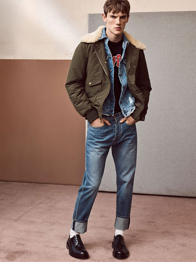 Zara Man Fall/Winter 2016 - the main trends