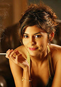 Audrey Tautou is more interested in Coco Chanel's past than her style