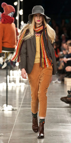United Colors of Benetton Fall-Winter 2012