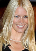 Claudia Schiffer was terrified her career was over when she first got pregnant