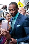 Photo 2 from album Anthony Mackie Style