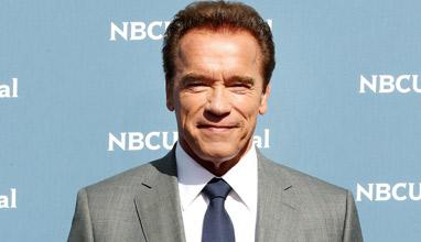 Arnold Schwarzenegger style