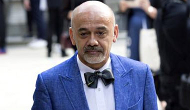 Christian Louboutin dressing style