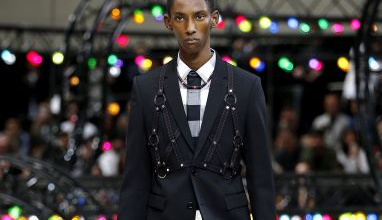 Dior Fashion House Spring-Summer 2017 menswear collection during the Milan Men`s Fashion Week