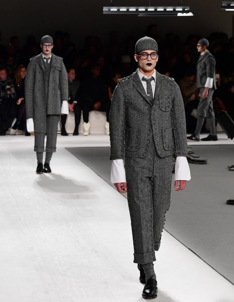 Fall Winter 2017 2018 Men S Collection By American Fashion Designer